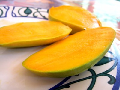 Fresh Indian Mangos