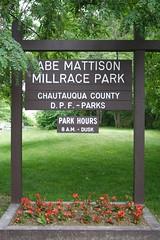 Abe Mattison Sign
