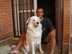 Dani y Otto, Almería 2007