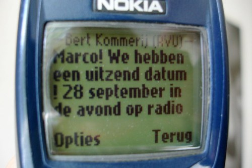 Flick Radio definitief: Radio 5, 28 september!