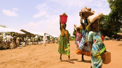 Darfur refugees Sam Ouandja 33 - Photo : hdptcar