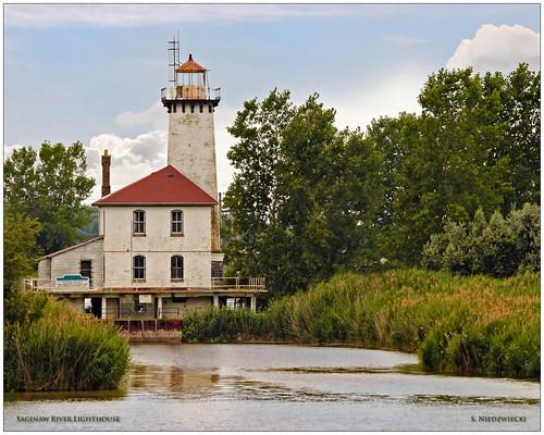 Saginaw River Lighthouse