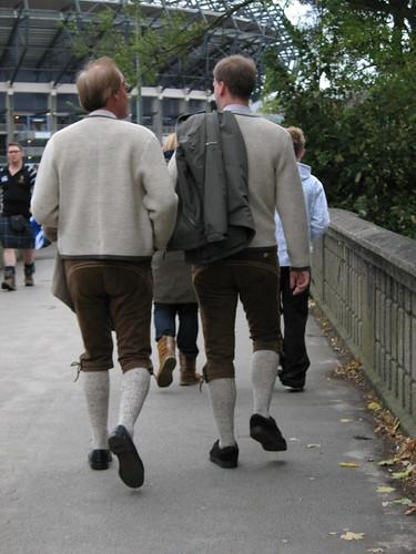 Austrian fans