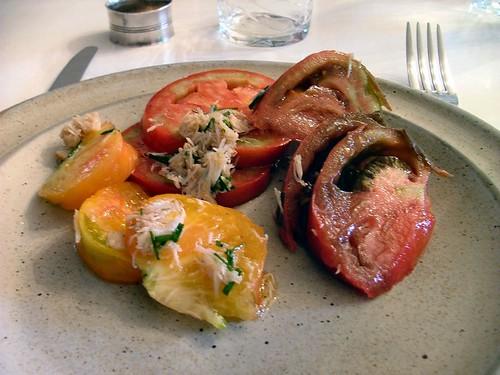 Tomates bios.