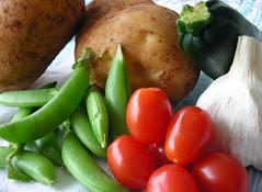 veggies for gnocchi
