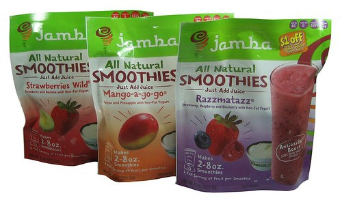 Jamba All Natural Smoothies
