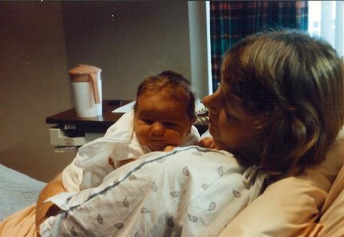 Newborn Jesse