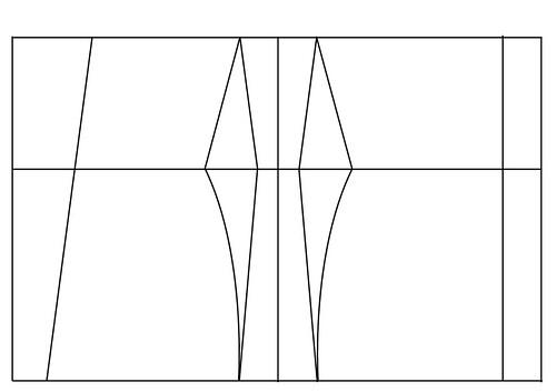 Underbust corset pattern - 13