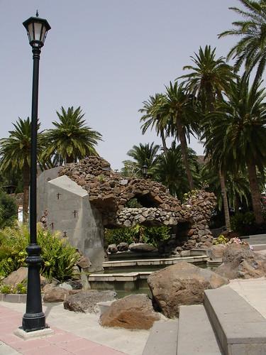 Plaza de Santa Lucía de Tirajana