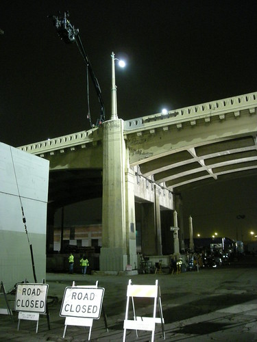 Bridge, with condor.