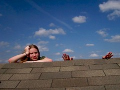 Melissa & Michael Rooftop 3