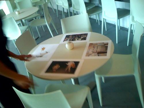 Paper Placemats (ATL) @ Wasabi