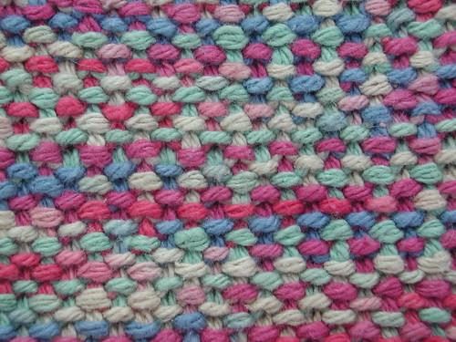 Fabric Stitch back