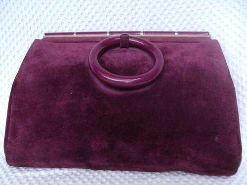 Vintage Handbag at Dulcetfig