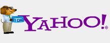 Yahoo Father's Day Logo