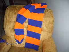 BSU scarf