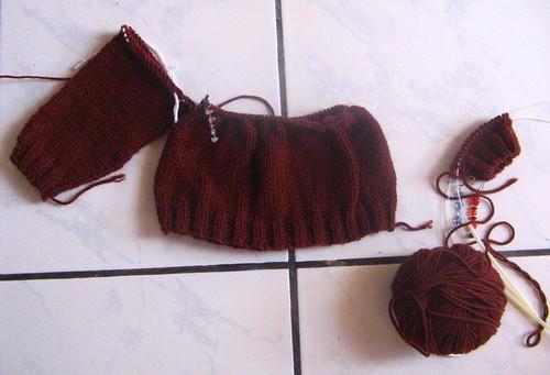 Merino pullover
