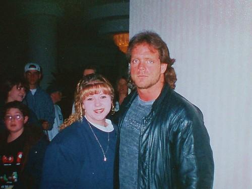 Lisa & Chris Benoit