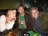 Roger Logg, MEP, with Dawn and Ian