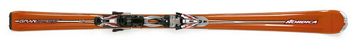 Nordica, Gransport, 12 XBS, Skis, 2008