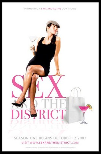 Sex & the District promo tool
