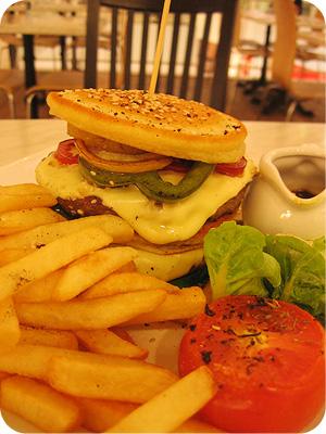 Paddington - Mexican Burger #1