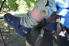 L4 Fall 2007 Socks