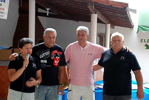 Diretoria da Casa Arte Cidadania e Diretoria do clube XI Primos, que gentilmente cederam o espaço para a realização da festa