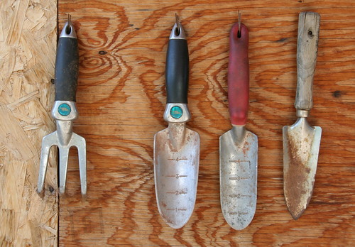 new mexican gardening tools