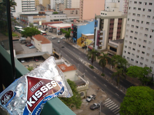 Kisses in Campinas, Brazil
