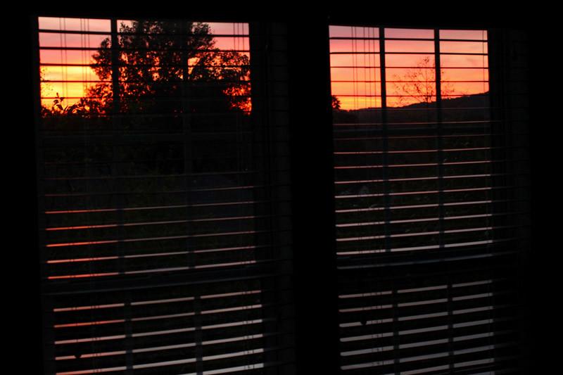 Sunset 10.23