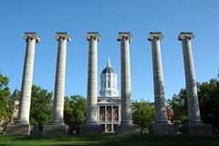 Jesse Hall, University of Missouri, Columbia