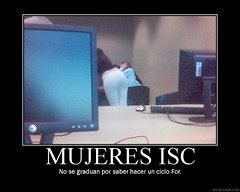 Mujeres ISC