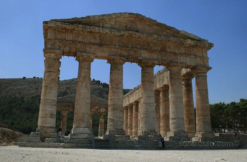 Segesta Temple, Sicily
