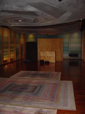 Interior of Sacred Space