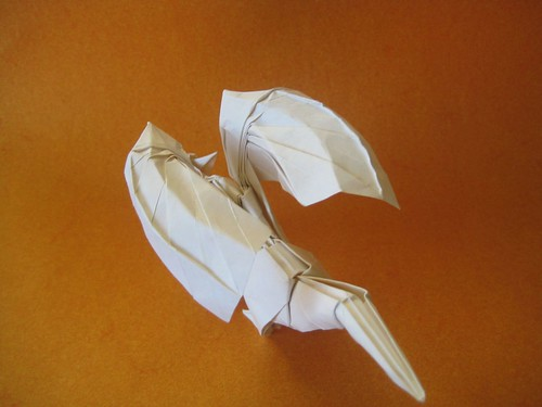 Origami Dragon 01