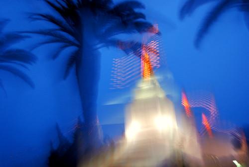 Temple Blur