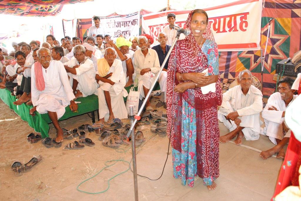 Pics from the satyagraha - 2 Oct 2010 - 28