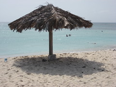 Caribbean Cabana At Arashi Beach