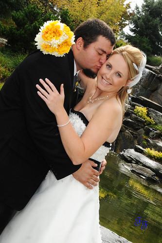Mr and Mrs Hackworth!