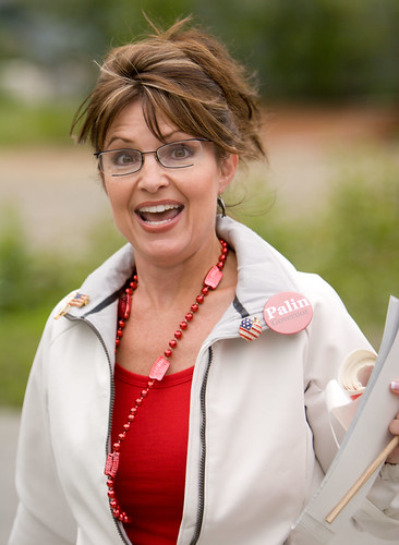 Sarah Palin Hot Photo