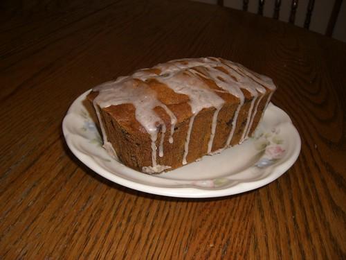 Harvest Loaf cake