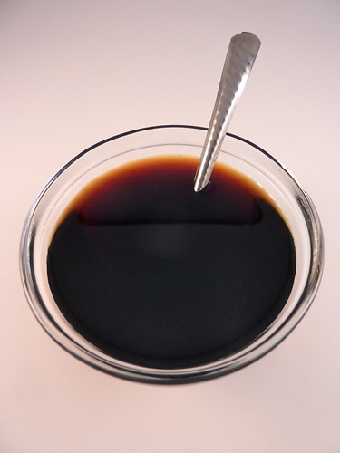 Chinese donkere sojasaus