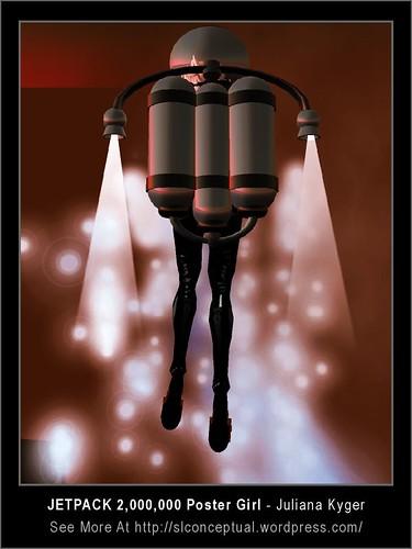 Jetpack Poster Girl 003
