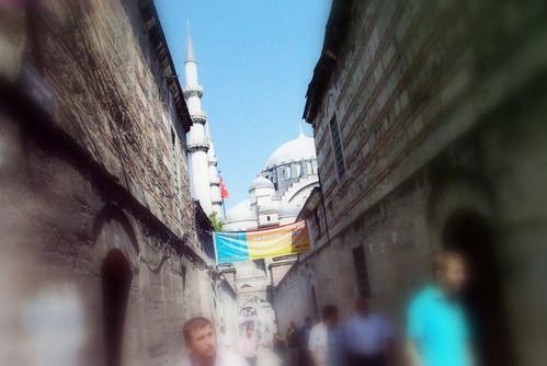 suleymaniye mosque , istanbul