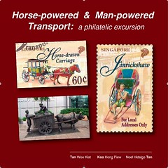 "Cover - ""Horse-powered & Man-powered Transport: A philatelic excusion"""