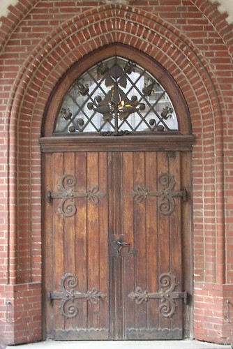 Kirchentür St Josef