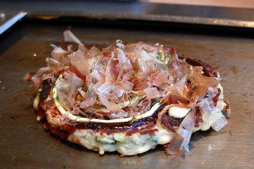 Okonomiyaki Finished