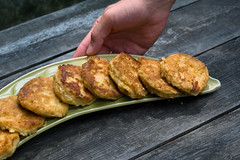 Order Up! (Tamale Corn Cakes)