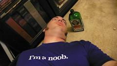 noob'd